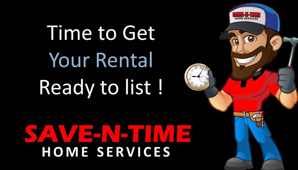 Rental Property Prep by Save-N-Time
