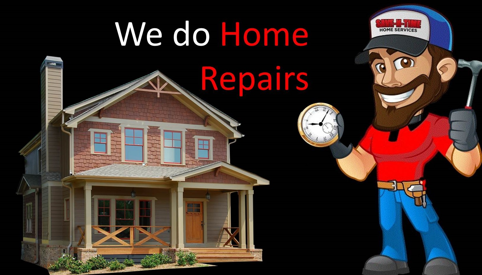 We do Home Repairs